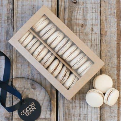 French Macaron 12 Pack Gift Box