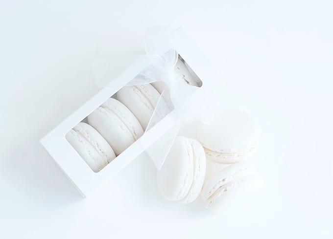 French Macaron Gift Box & MACARON GIFT BOX | 4PK | Chocolate Gifts | Free Shipping Australia Wide