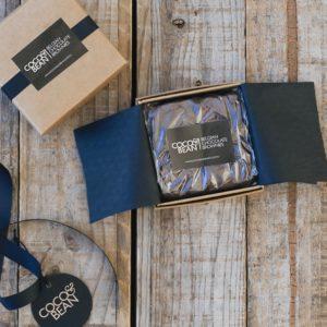 Belgian chocolate brownies 4 pack gift box