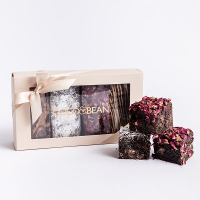 Chocolate Brownies 8pk Assorted Gift Box