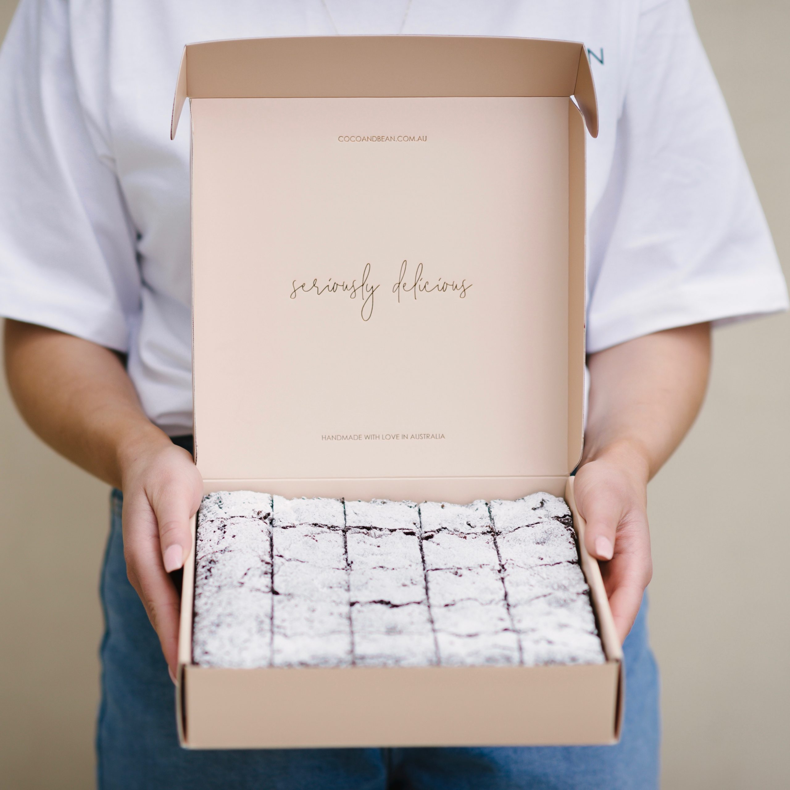 Luxury Dessert Boxes Gifts Delivered Coco Bean