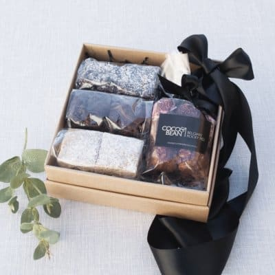 Chocolate Brownie Gift Box