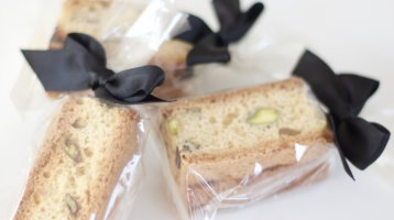 gift hamper biscotti treats