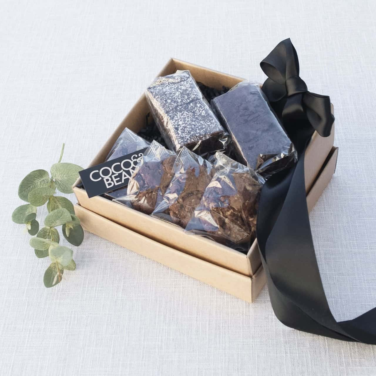 Best Chocolate Brownie Gift Hamper