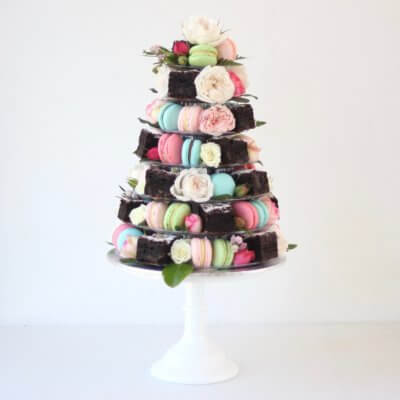 french macarons- cake towers- weddings-macarons