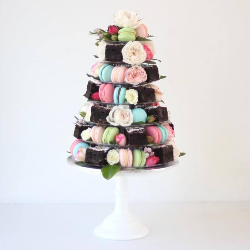 french macarons- cake towers- weddings-macarons