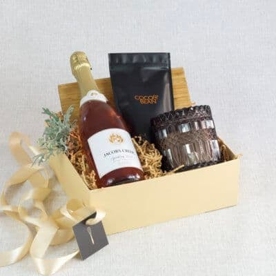 Home sweet home gift hamper
