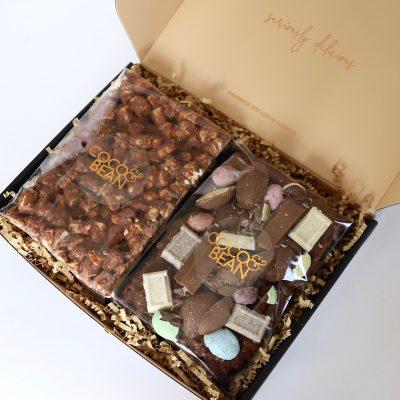 Loaded Brownies Dessert Box Delivered