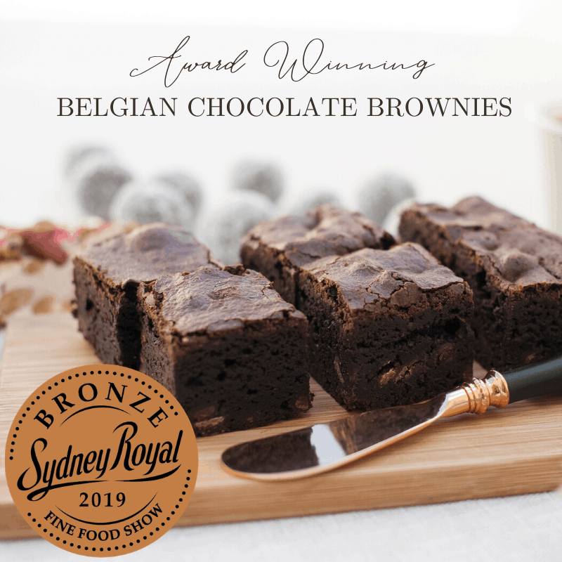award winning chocolate brownies
