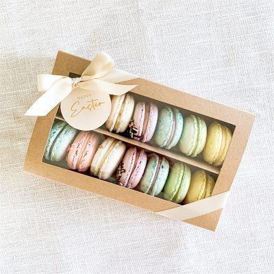 Easter Macarons Gift Box