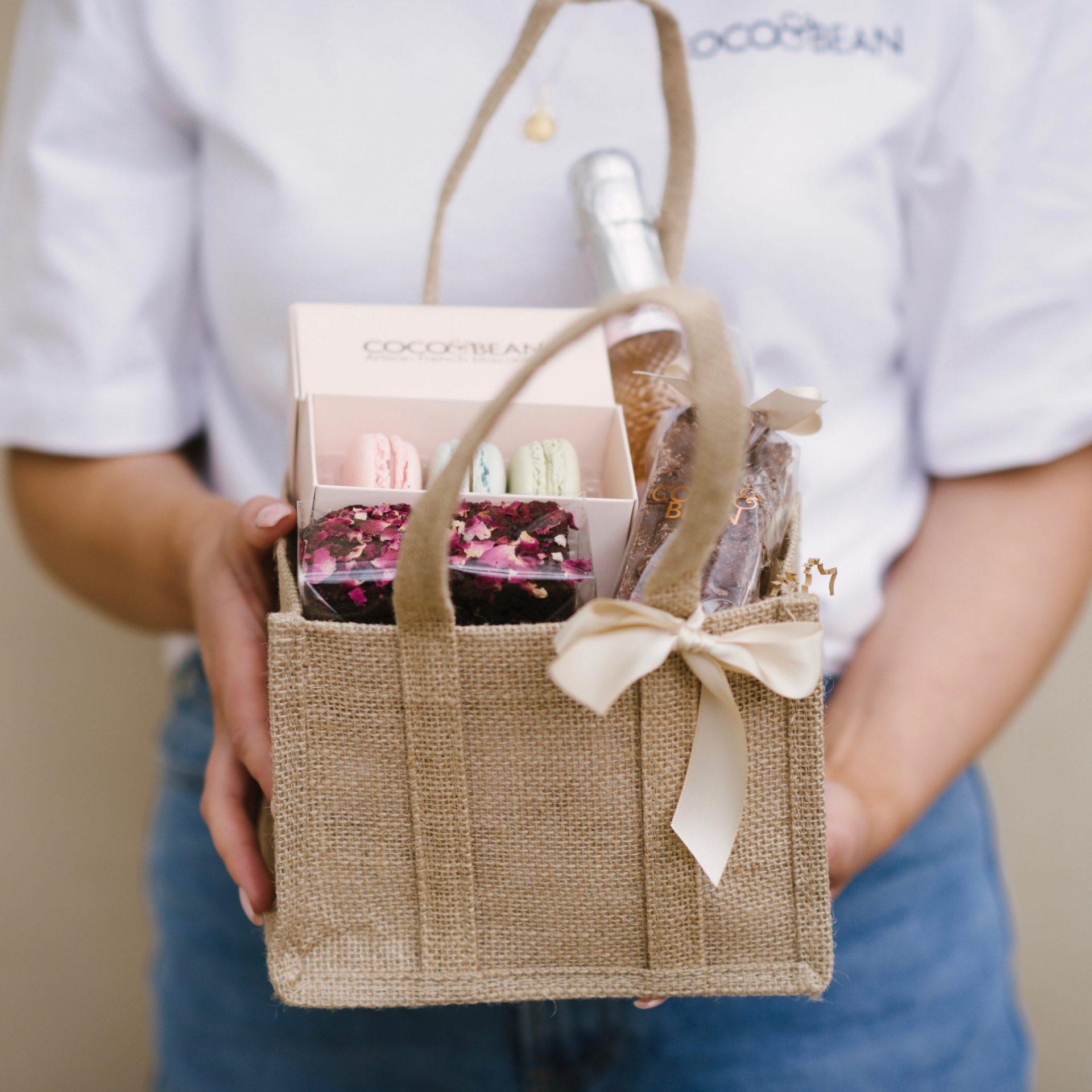 Bliss Delights Gift Basket