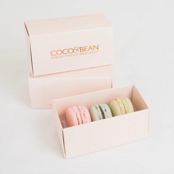 Macarons 3 pack Gift Box