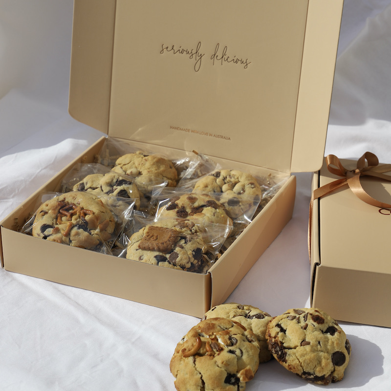 Cookie Dessert Boxes Australia