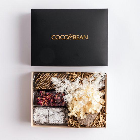 Brownie Posy Gift Box
